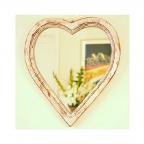 Adobe Heart Mirror - Small