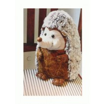 Adobe Hedgehog Doorstop - Large