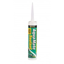 Everbuild Aqua Mate Sealant - Transparent -  295ml
