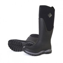 Muck Boot Women's Artic Sport II Tall - Black - Size 8