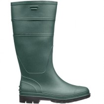 Briers B0278 Traditional Wellington Boots - Green - Size 8