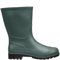 Briers B0470 Short Wellington Boots - Green - Size 10