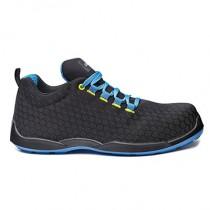 Base B0677 Marathon Shoe - Black/Blue - Size 7