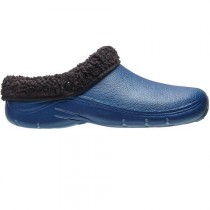 Briers B5704 Thermal Clogs - Navy - Size 4