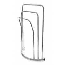 Blue Canyon BA4021 3 Tier Towel Holder - Chrome