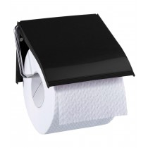 Blue Canyon BA6459 Retro Toilet Roll Holder - Black