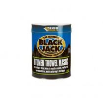 Everbuild 903 Bitumen Trowel Mastic - 1L