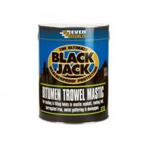 Everbuild 903 Bitumen Trowel Mastic - 2.5L