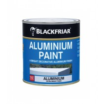 Blackfriar Aluminium Paint (Extra Bright) 500ml