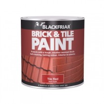 Blackfriar Brick & Tile Paint (Matt) Tile Red - 500ml