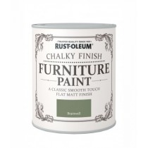 Rust-Oleum Chalky Furniture Paint (Matt)  Bramwel - 125ml