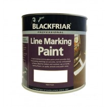 Blackfriar Line Marking Paint (Matt) White - 1L