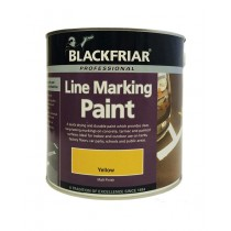 Blackfriar Line Marking Paint (Matt) Yellow - 1L