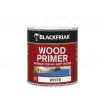 Blackfriar Aluminium Wood Primer (Low Sheen) Aluminium - 250ml