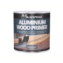 Blackfriar Aluminium Wood Primer (Low Sheen) Aluminium - 500ml
