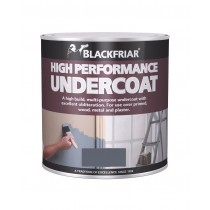 Blackfriar High Performance Undercoat (Matt) Grey - 1L