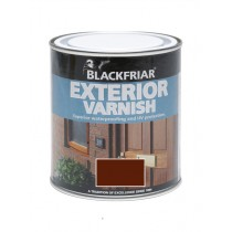 Blackfriar Exterior Varnish (Gloss) Mahogany - 1L