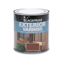 Blackfriar Exterior Varnish (Gloss) Oak - 1L