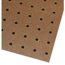 Pegboard -  3.5mm Sheet - 19mm Spacing - 2440 x 1220 (8 x 4)