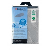 Brabantia (264528) Heat Reflecting Ironing Board Cover - Size D 135cm x 45cm