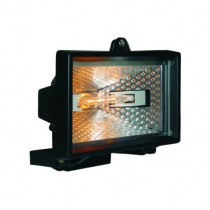 Elro (HL400) Halogen Floodlight - 400W- Black