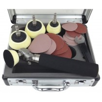 Charnwood (BS10P	) Deluxe Bowl and Spindle Sander Package