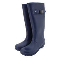 Town & Country Burford Wellington Boots - Navy - Size 11