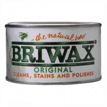 Briwax Wax Polish (Medium Brown) 400g