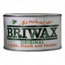 Briwax Wax Polish (Spanish Mahogany) 400g