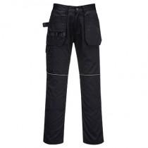 Portwest C720 Tradesman Holster Trouser - Black - 40R