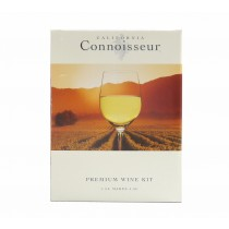 Vineco California Connoisseur Chardonnay-Semillon Wine Making Kit - 6 Bottles