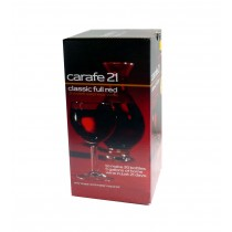 Carafe 21 Wine Making Kit - Classic Full Red