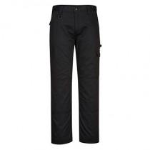 Portwest CD884 Super Work Trouser - Black - 36R