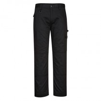 Portwest CD884 Super Work Trouser - Black - 38R