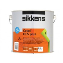 Sikkens Cetol HLS Plus - Light Oak - 2.5 Litre