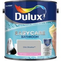 Dulux Easycare Bathroom Soft Sheen Emulsion - Chic Shadow - 2.5L