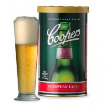 Coopers European Lager Beer Making Kit - 1.7 Kg - 40 Pints