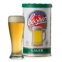 Coopers Lager Beer Kit - 1.7 Kg - 40 Pints