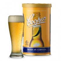 Coopers Mexican Cerveza Beer Making Kit - 1.7 Kg - 40 Pints