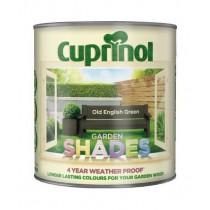 Cuprinol Garden Shades Old English Green - 2.5L