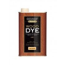 Colron Refined Wood Dye English Light Oak - 250ml