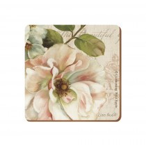 Creative Tops Beautiful Garden Cork Backed Coasters- Set of 6