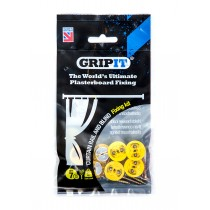 GripIt GCURTAINKIT Plasterboard Fixing Curtain & Blind Kit