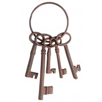 Fallen Fruits (DB53) Keys - Small - Cast Iron