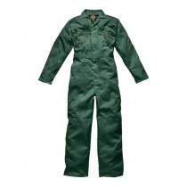 Dickies Redhawk Overall With Zip Front (WD4839) Green - 42R