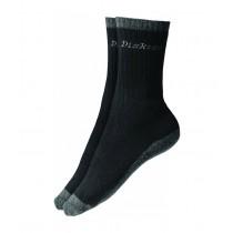 Dickies Thermo Socks (DCK00011) 2 Pairs
