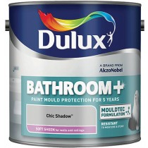 Dulux Bathroom Chic Shadow - Soft Sheen Emulsion - 2.5L
