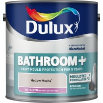 Dulux Bathroom Mellow Mocha - Soft Sheen Emulsion - 2.5L