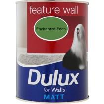 Dulux Feature Wall Enchanted Eden - Matt Emulsion - 1.25L