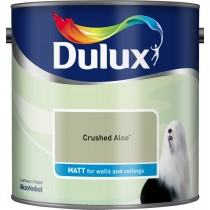 Dulux Crushed Aloe - Matt Emulsion Paint - 2.5L